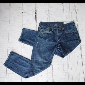 Rag and Bone men's jeans size 30 fit 2 slim